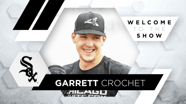 What to expect from Garrett Crochet