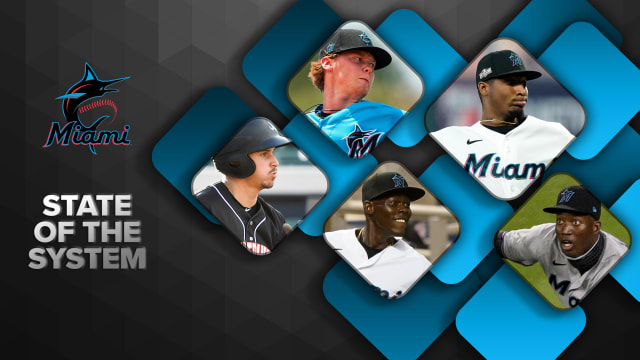 Here's the state of the Marlins' farm system