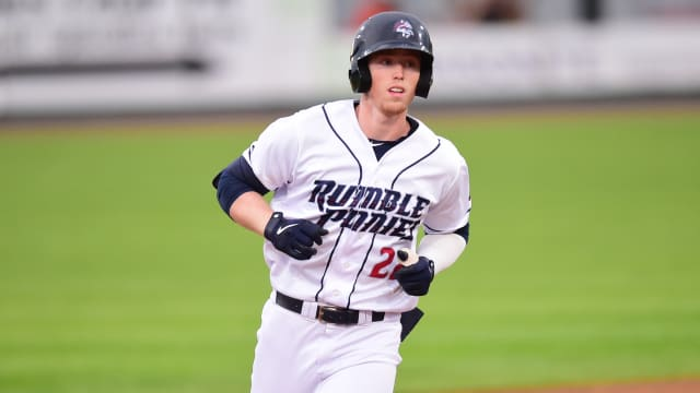 Baty homers, drives in 6 in 4-for-4 game