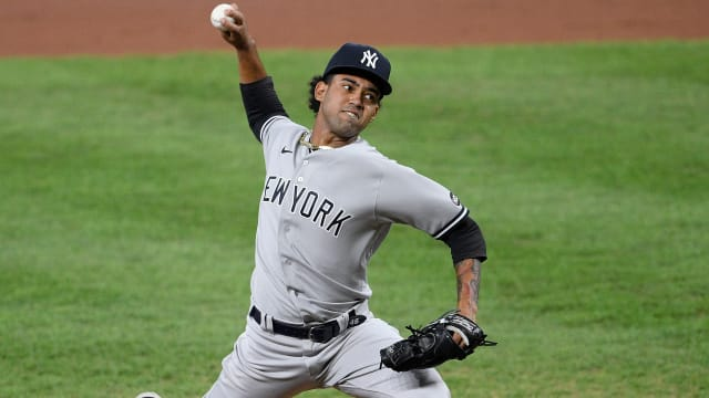 Rookie to make Yankees history in G2 start