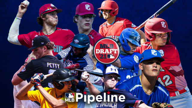 Top HS prospects for 2021 Draft