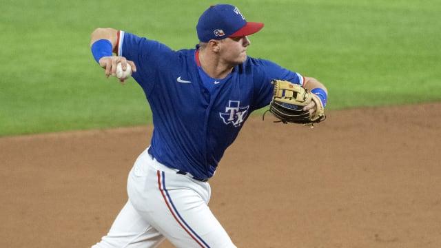Top prospect Jung praises Rangers' alt camp