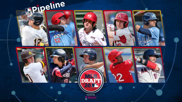 Best power-hitting prospects in 2020 Draft