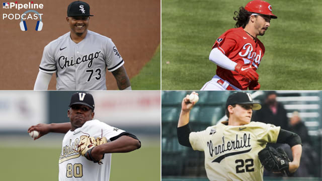 Podcast: Prospects off to fast starts