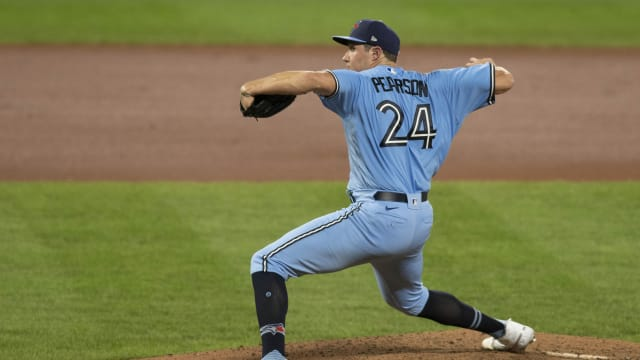Blue Jays getting Pearson back at right time