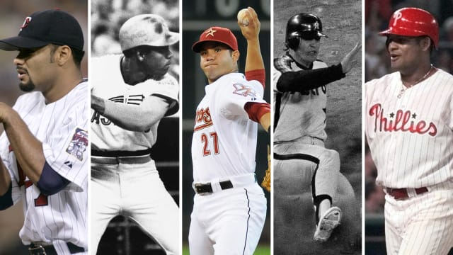 Astros' all-time top 5 international signings