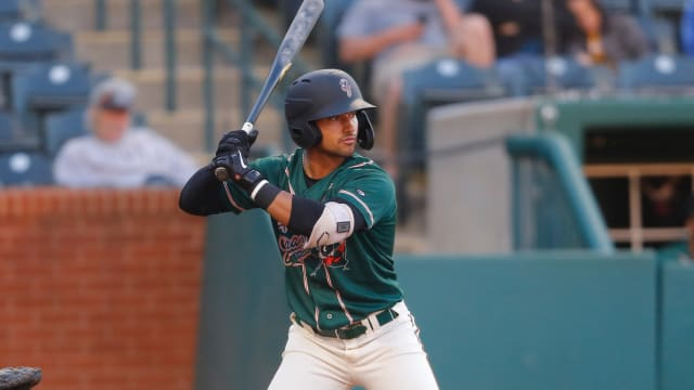 Gonzales swats grand slam in first 2-HR game