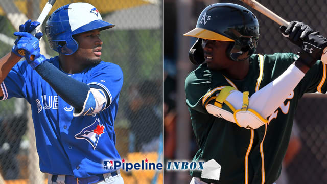 Which Dominican teen shortstop will be best?