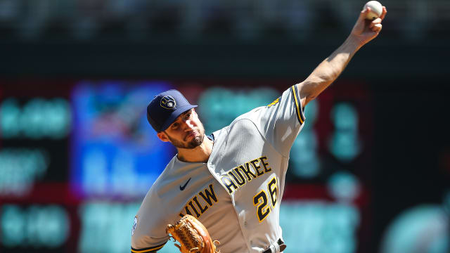 'A special day': Ashby logs first MLB win