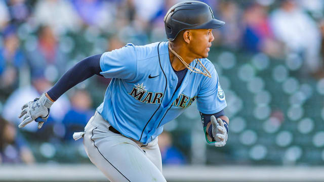 Rodriguez eager to make his mark with Mariners