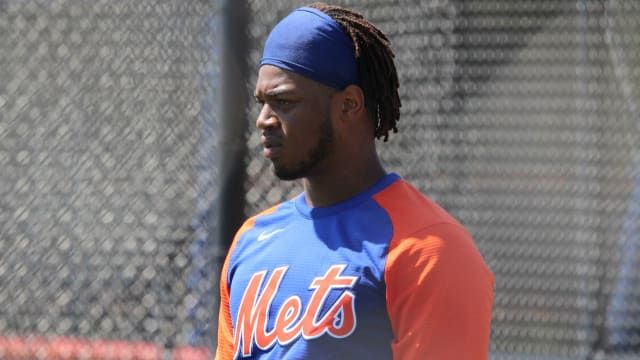 Mets call up No. 7 prospect; Almora to IL