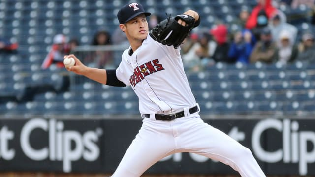 Manning called up by Tigers, to debut Thurs.