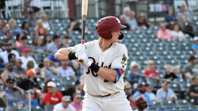 Huff crushes two massive homers