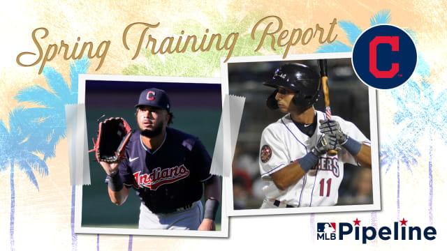 Indians Minor League Spring Training report