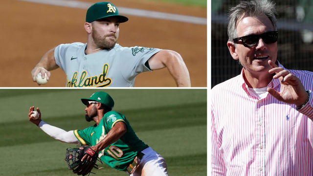 5 big questions facing A's this offseason