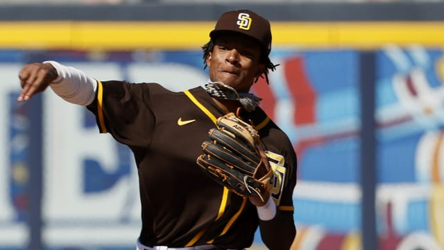 Healthy Abrams to represent Padres in AFL
