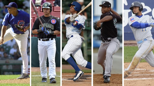 Cubs' top 5 international signings of all time