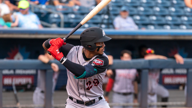 Mariners' farm system moves up to No. 2