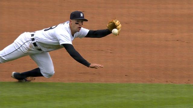 Short makes big impression in MLB debut