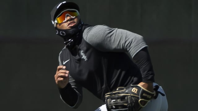 Céspedes on Futures roster: 'Gives you chills'