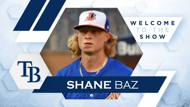 What to expect from Shane Baz in bigs