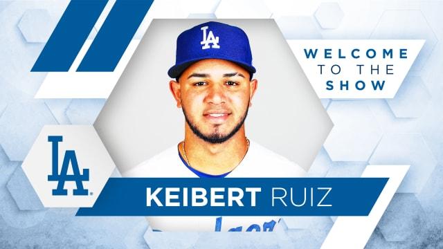 What to expect from Keibert Ruiz in Majors