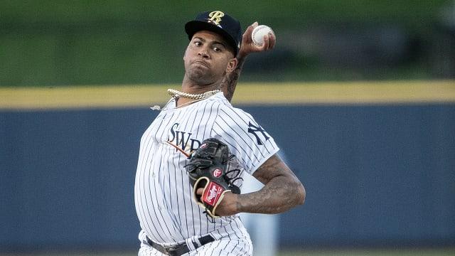 Yanks' Triple-A affiliate throws no-hitter