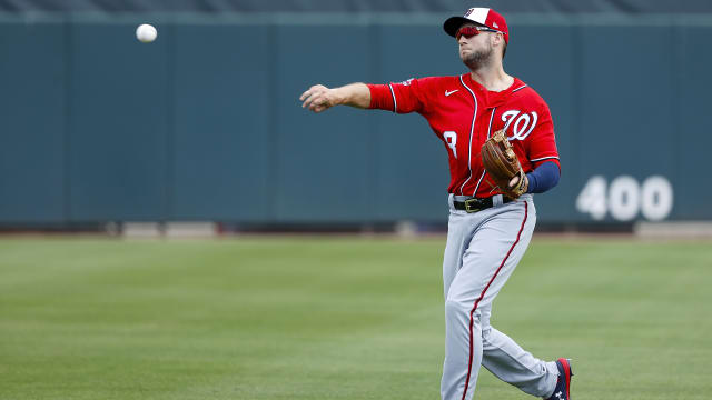 Nats' new third baseman? Their No. 1 prospect