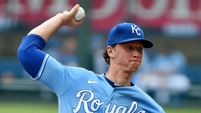 Singer continues to grow with 1st MLB win