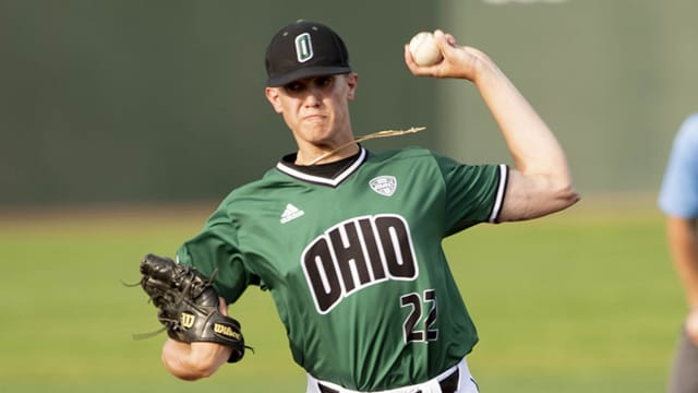 Rock on roll: Ohio Draft prospect fires no-no