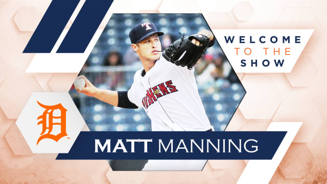What to expect from Matt Manning