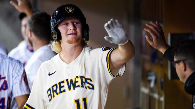 Who shined on Brewers' farm? Who's next?
