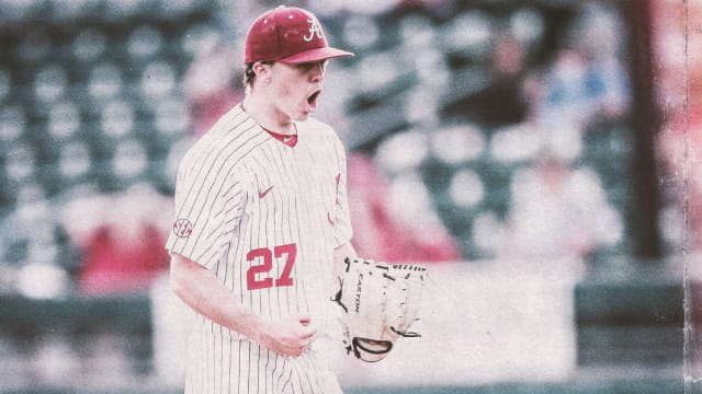'The Viper': Lee's unusual path to MLB Draft