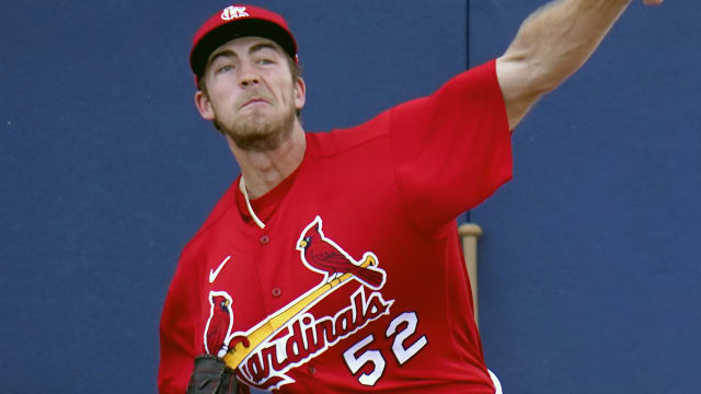 Liberatore out to repay Cards' confidence