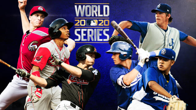 Ranking World Series players as prospects