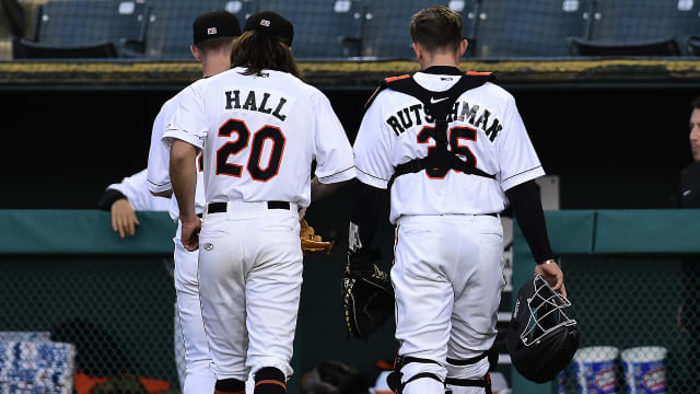 O's trio forming super-battery in Minors