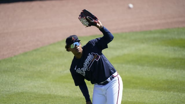 Pache earns CF job: 'A force and a weapon'