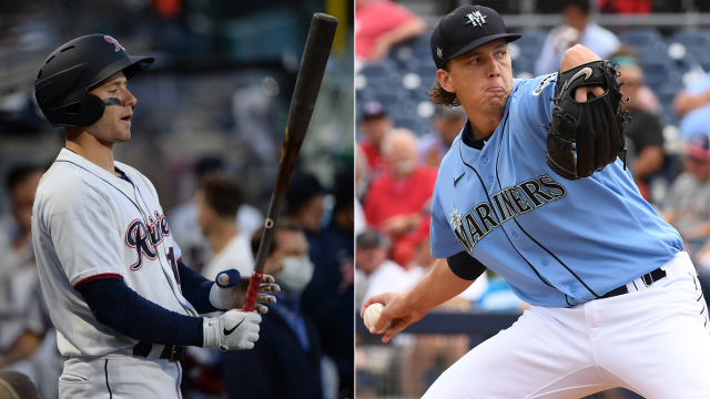 Kelenic, Gilbert usher in new Mariners era