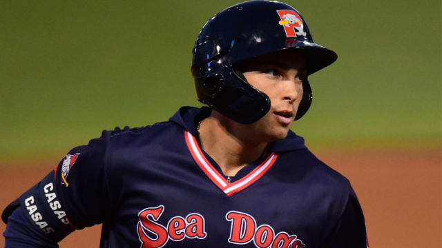 Casas shows Olympic pop, homers 3 times