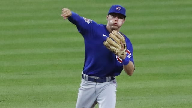 Hoerner 'brings a lot to the table' for Cubs