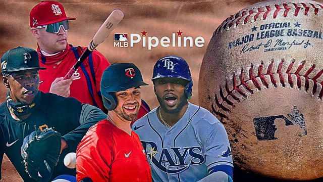 Here are the top prospects in today's lineups