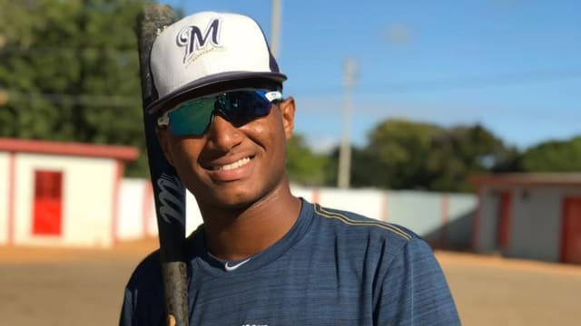Brewers to land 16-year-old int'l prospect