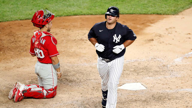 Final tuneup gives glimpse of Yanks' lineup
