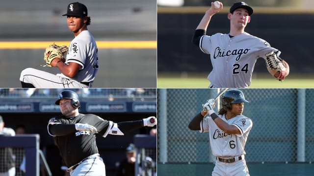 White Sox instructional league report