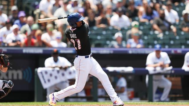 Davis ranked Cubs' top prospect; new HOF