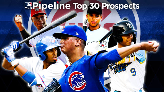 Here are the Cubs' 2021 Top 30 Prospects