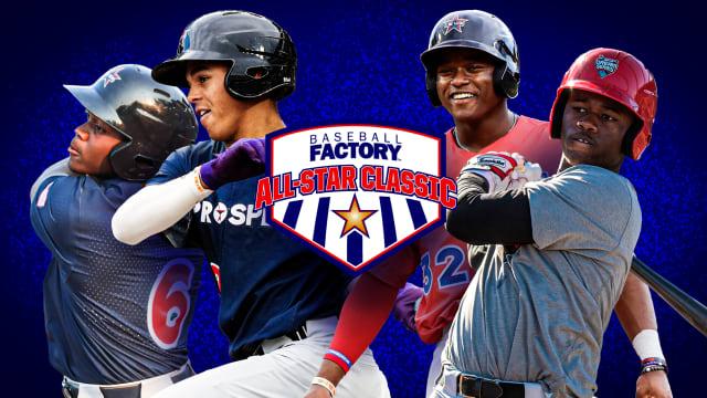 Draft talent set for Baseball Factory game