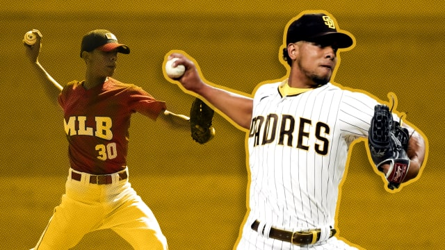 Versatile Patiño open to any role with Padres