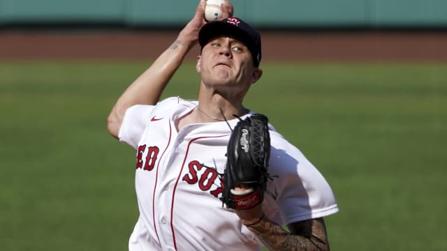 Sox drop finale to Rays, but Houck impresses