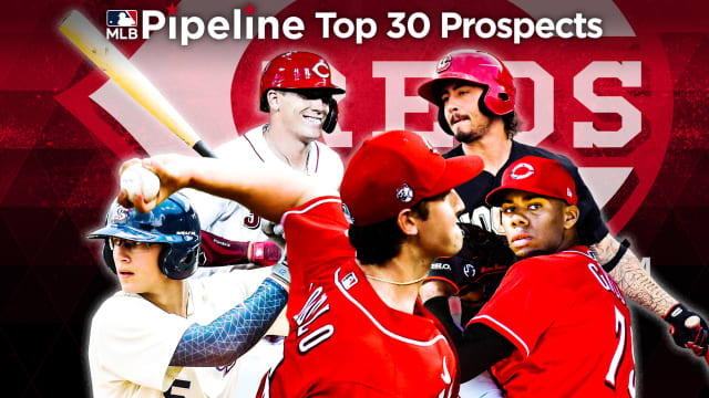 Here are the Reds' 2021 Top 30 Prospects